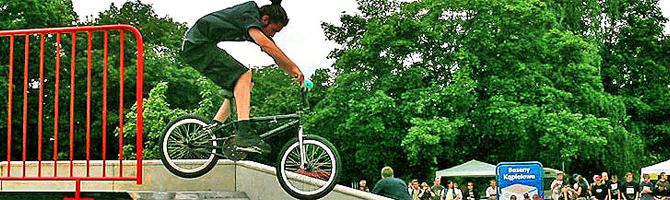 Skate Park din beton